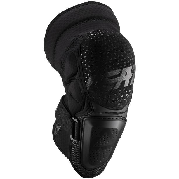 Leatt 3DF Hybrid Knieprotektoren black