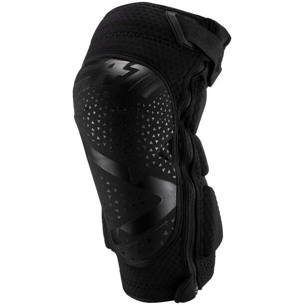 Leatt 3DF 5.0 Knæbeskyttere, sort