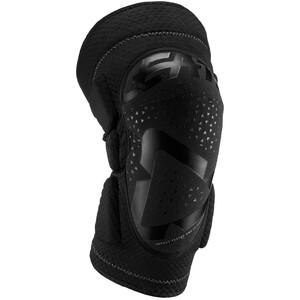 Leatt 3DF 5.0 Knieprotektoren schwarz schwarz