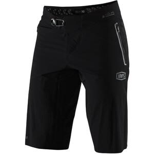 100% Celium Enduro/Trail shorts Herre Svart Svart