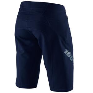 100% Airmatic Enduro/Trail Short Homme, bleu bleu