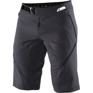 100% Airmatic Enduro/Trail Short Homme, gris gris
