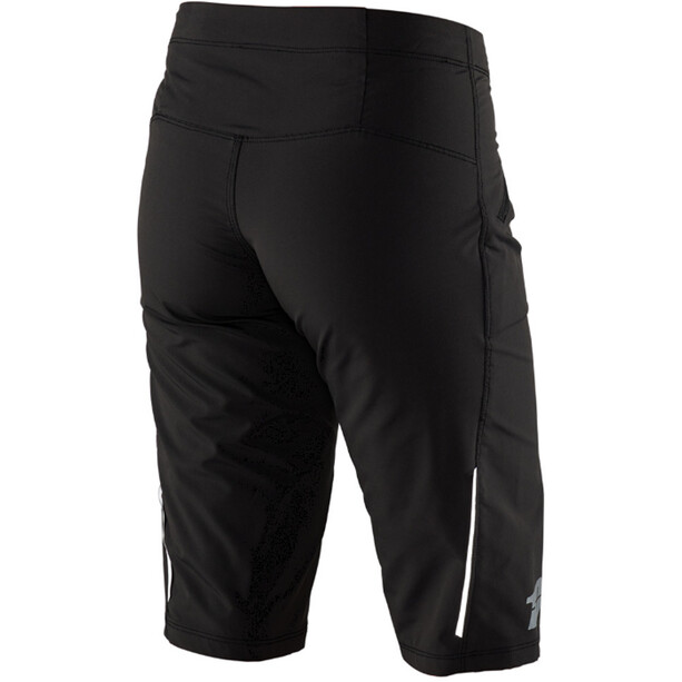 100% Ridecamp Shorts Dam black