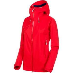 Mammut Kento HS Hooded Jacket Dam ruby ruby