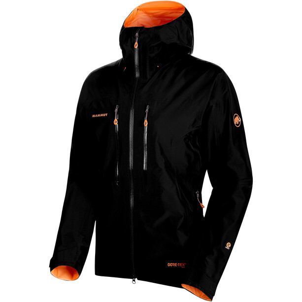 Mammut Nordwand Advanced HS Hooded Jacket Herr black