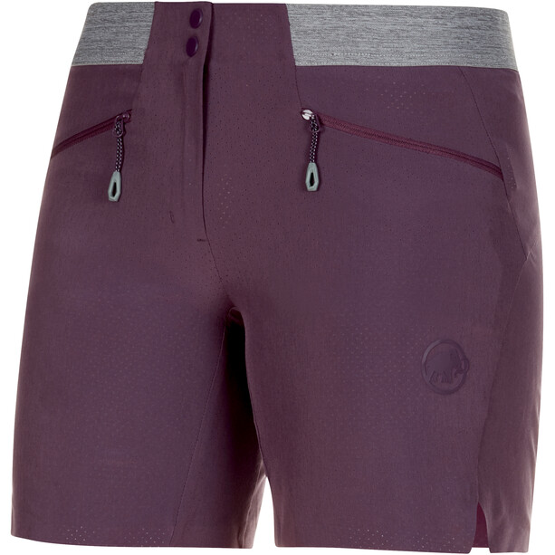 Mammut Sertig Shorts Dame lilla