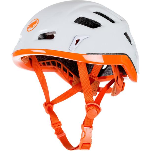Mammut Rock Rider Helmet white-zion