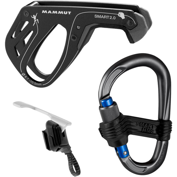 Mammut Smarter Belay Package phantom