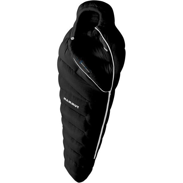Mammut ASP Down Winter Sleeping Bag 195cm black