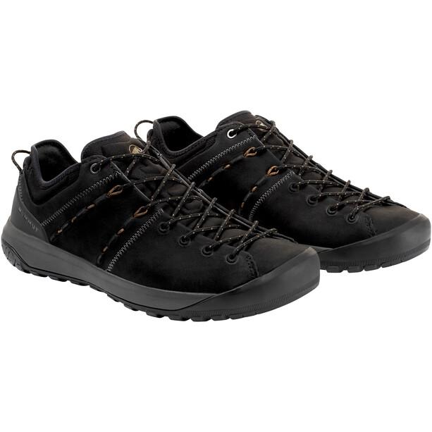 Mammut Hueco Low LTH Shoes Herr black-sand
