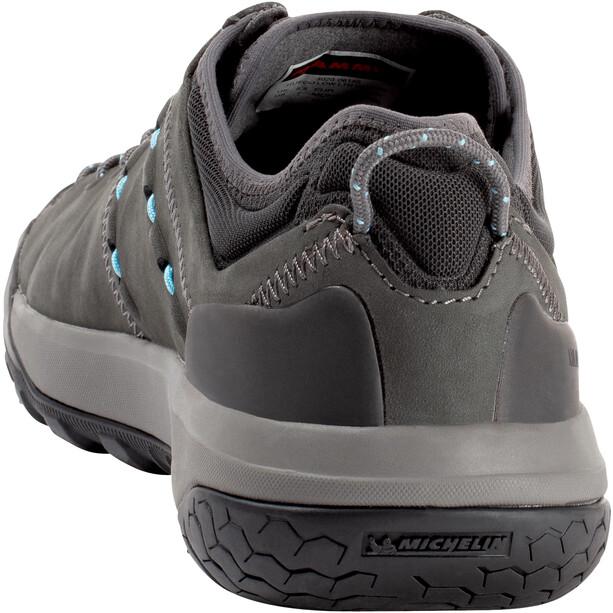 Mammut Hueco Low LTH Shoes Dam graphite-whisper