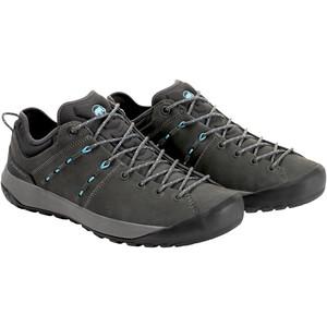 Mammut Hueco Low LTH Shoes Dam graphite-whisper graphite-whisper