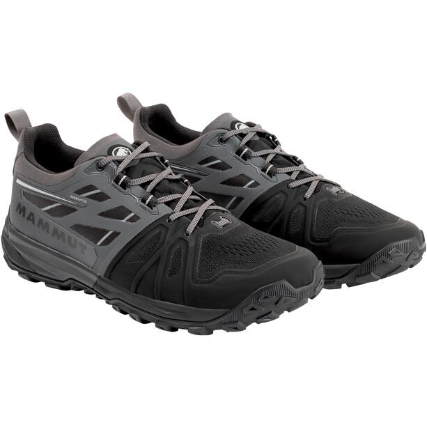 Mammut Saentis Low Shoes Herr black-dark titanium