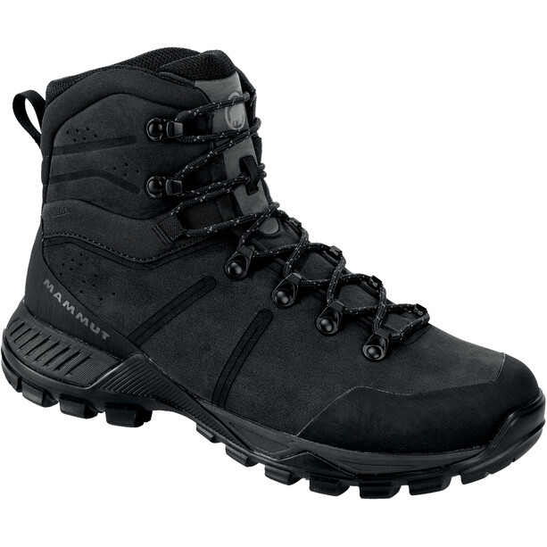 Mammut Nova Tour II High GTX Shoes Dam graphite-dark titanium