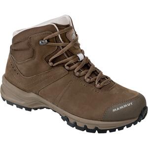 Mammut Nova III Mid LTH Shoes Dam bark-bark bark-bark