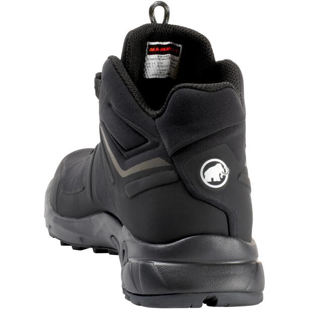 Mammut Ultimate Pro Mid GTX Shoes Dam black-black