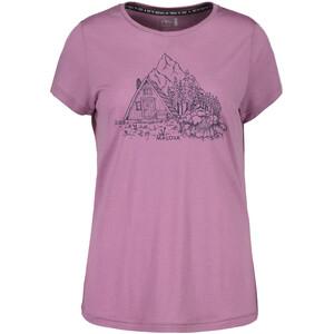 Maloja BueraM. T-Shirt Damen bellflower bellflower