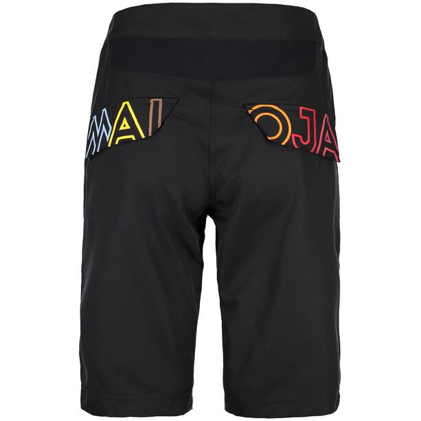 Maloja FlurinaM. Multisport Shorts Damen moonless