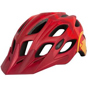 Endura Hummvee Helmet red red