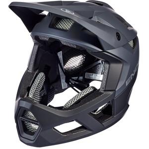 Endura MT500 Full Face Helm schwarz schwarz