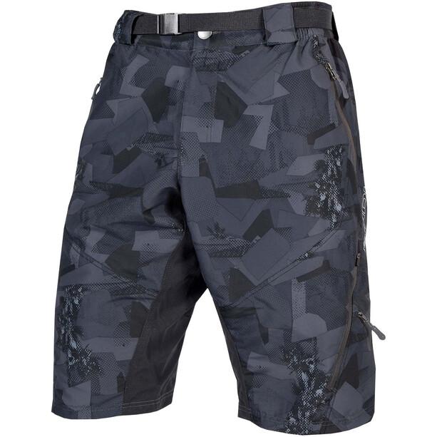Endura Hummvee II Shorts Herr greycamo