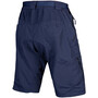 Endura Hummvee II Shorts with Liner Men, navy