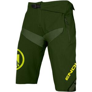Endura MT500 Burner II Short Homme, vert vert