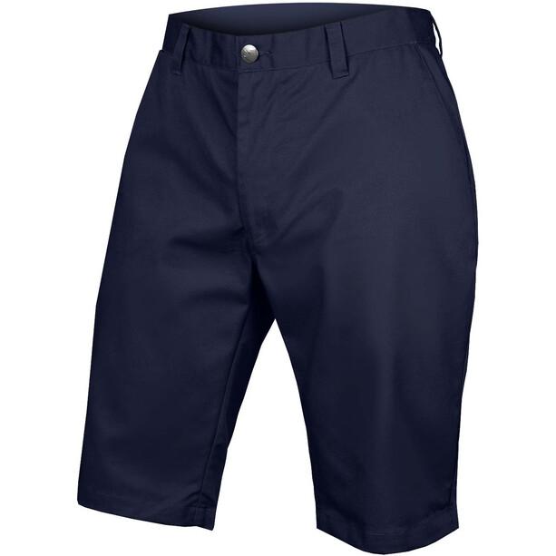 Endura Hummvee Chino Shorts med Liner Shorts Herre navy