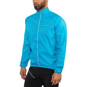 Endura LumiJak II Jacke Herren neon-blau neon-blau