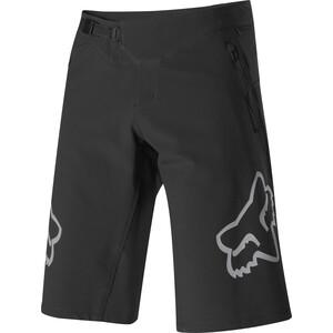 Fox Defend S Short Adolescents, noir noir