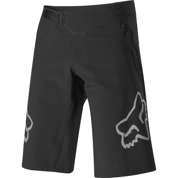 Fox Defend S Shorts Jugend black