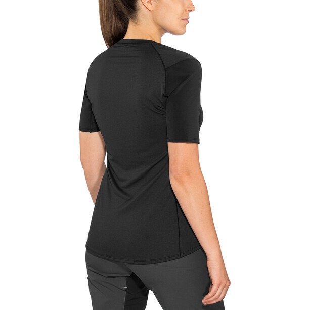 Fox Flexair Kurzarm Trikot Damen black