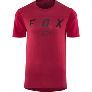 Fox Flexair Moth Kurzarm Trikot Herren cardinal cardinal