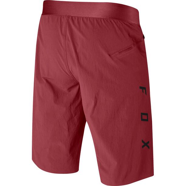 Fox Flexair No Liner Shorts Herren cardinal