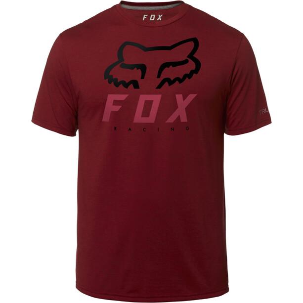 Fox Heritage Forger SS Tech T-Shirt Herren red