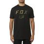 Fox Legacy Moth Kurzarm T-Shirt Herren grün