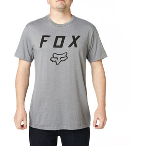 Fox Legacy Moth SS Tee Men heather graphite heather graphite