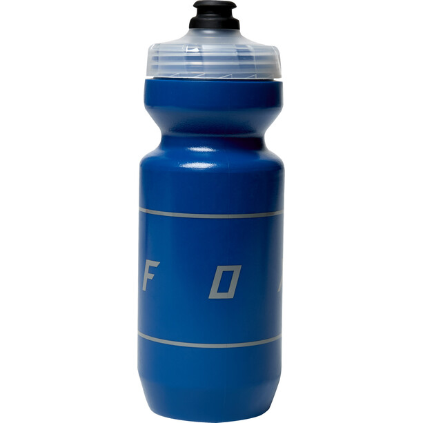 Fox Moth Purist Wasserflasche 650ml midnight