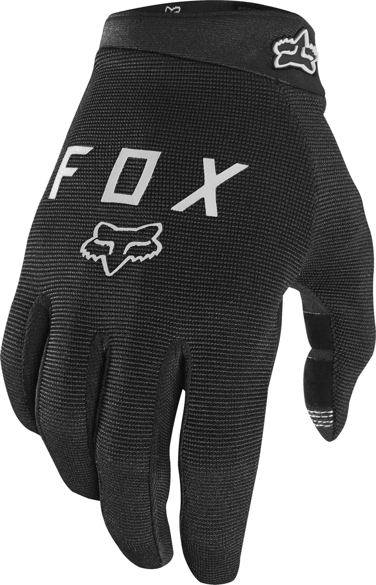 Fox Gloves Ranger Gel Short Black L