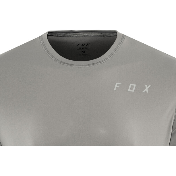 Fox Ranger Kurzarm Trikot Herren grey vintage