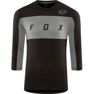 Fox Ranger Dri-Release 3/4 Arm Trikot Herren black black