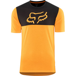 Fox Ranger Dri-Release SS Jersey Herre Orange/Svart Orange/Svart