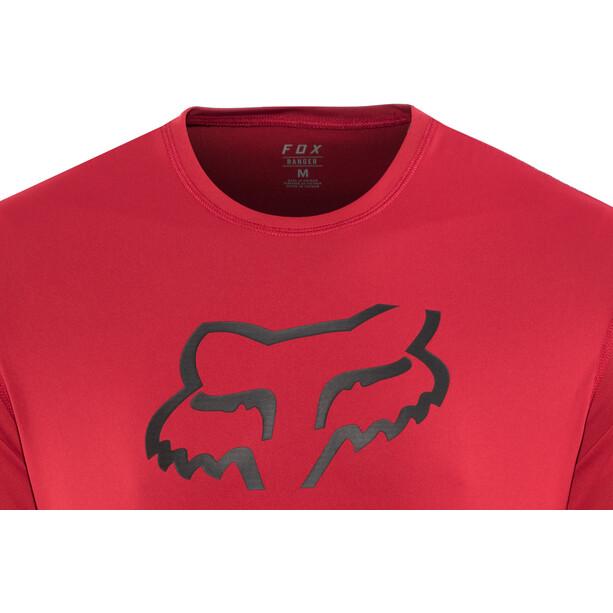 Fox Ranger Foxhead Kurzarm Trikot Herren cardinal