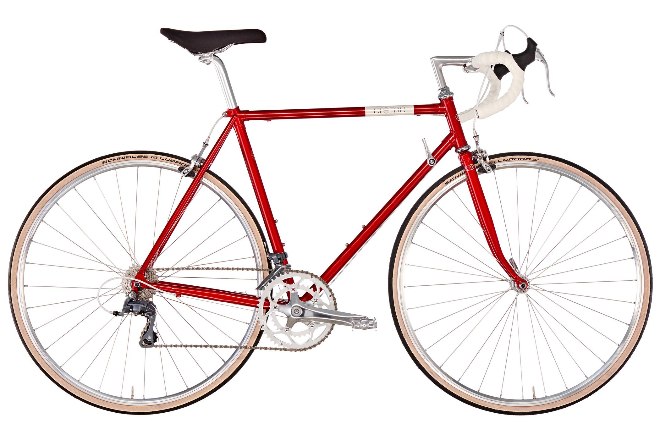 Cycling Logical Rex Eyeball Bike Valve Cap Red