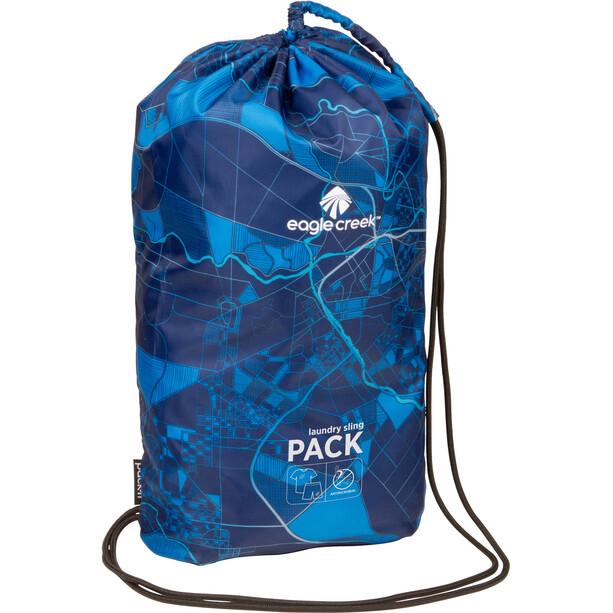 Eagle Creek Pack-It Active Wäschebeutel earthview blue