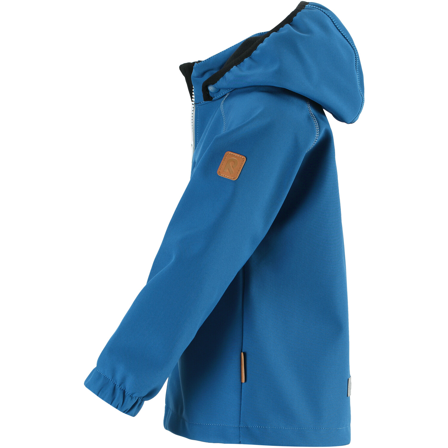 Reima Vantti Softshell Jacke Kinder dark denim