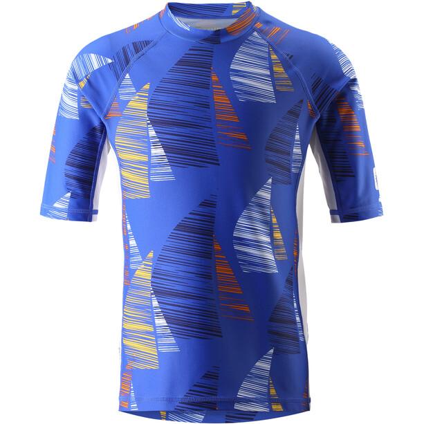 Reima Fiji Swim Shirt Boys blue