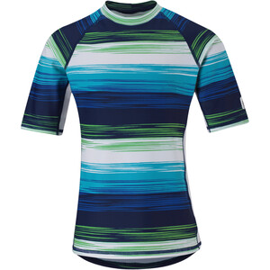 Reima Fiji Swim Shirt Kids blå blå