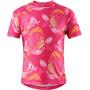 Reima Ionian Swim Shirts Barn candy pink