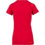 La Sportiva Cubic T-shirt Dam röd